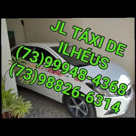 Илеус: JL táxi de Ilhéus trabalhamos com conforto e segurança aceitamos cartões de crédito ,pix fazemos city tour passeios e viagens