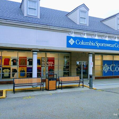 Columbia sportswear outlet