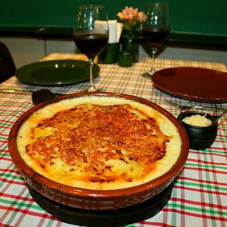 Caneloni de Espinafre