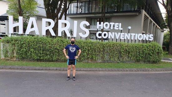 Маланг, Индонезия: Holiday and work at Harris Hotel