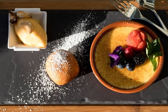 AC Kitchen - Crema Catalana