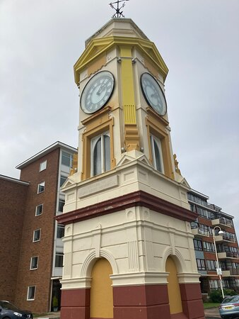3.  Bexhill Clock Tower, Bexhill-on-Sea, East Sussex