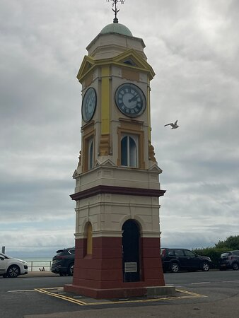 4.  Bexhill Clock Tower, Bexhill-on-Sea, East Sussex