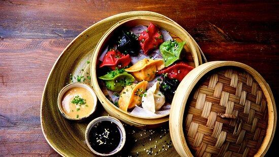 Try our delicious dumplings