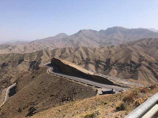 Montagne Atlas - Sud Marocain