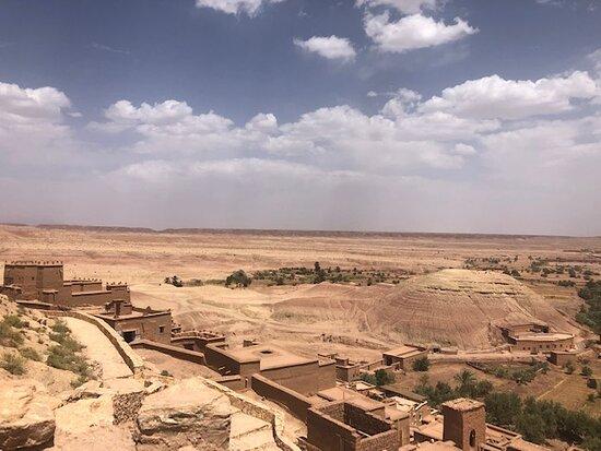 Village Berbère Sud Marocain  - Scène où a été filmée GLADIATOR