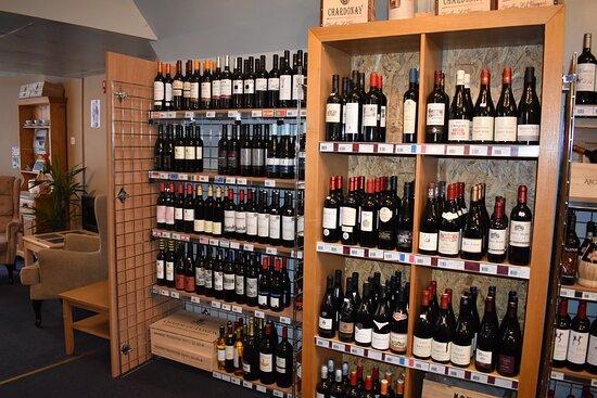 Inside Red Wine