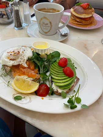 Second days breakfast