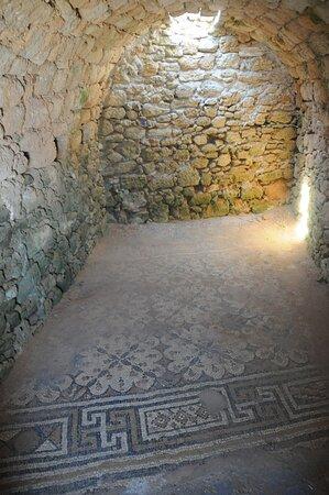 Chapel Of Agia Sophia