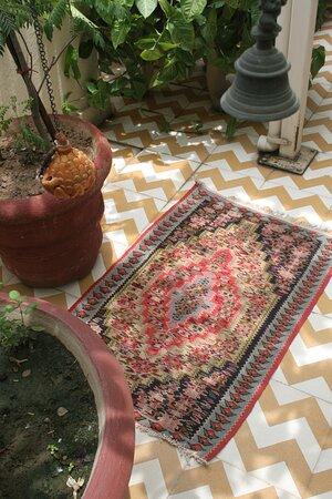 persian Senneh Kilim Hand woven