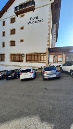 Fachada Hotel 2**