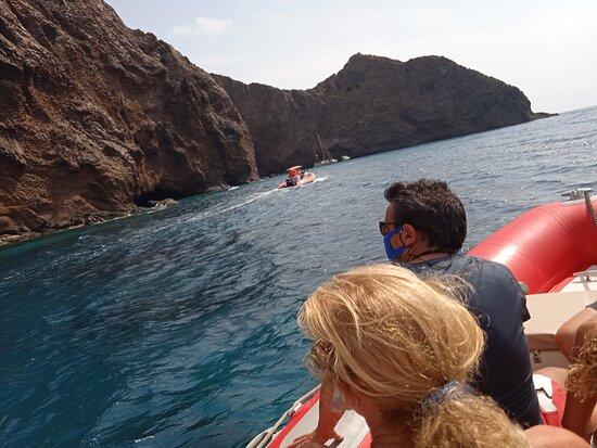 Paseo por las calas de Cabo de Gata