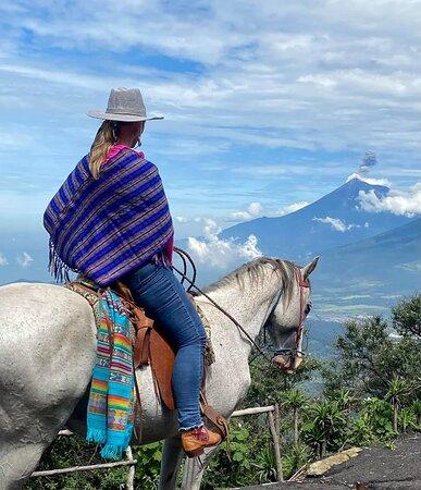 GUATEMALA HORSE TOURS .. AMAZING