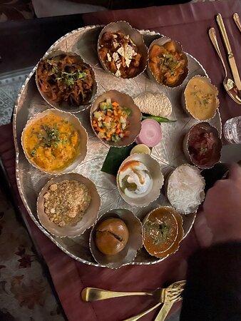 Food at Zoya