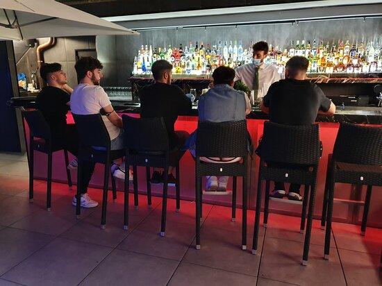 5 cocktail e VIA !