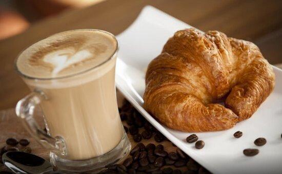 Анталья, Турция: Cafe au lait