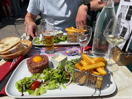 charcuterie - Foto di Le Munich, Annecy - Tripadvisor