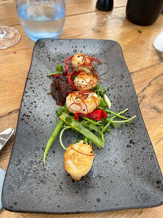 Fantastic evening - excellent food