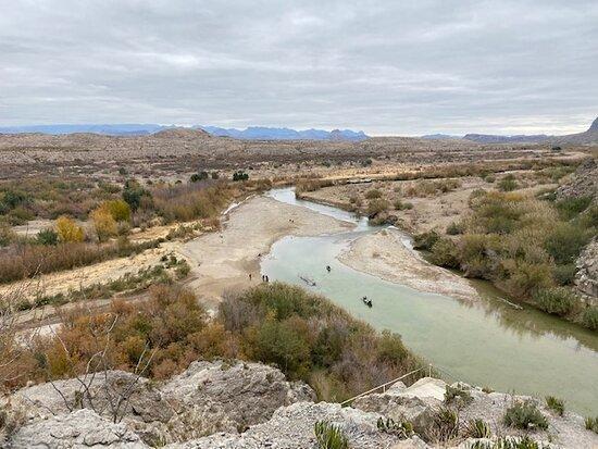 High Above the Rio Grande