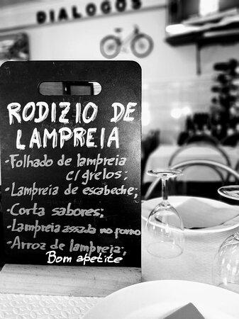 Rodízio de Lampreia