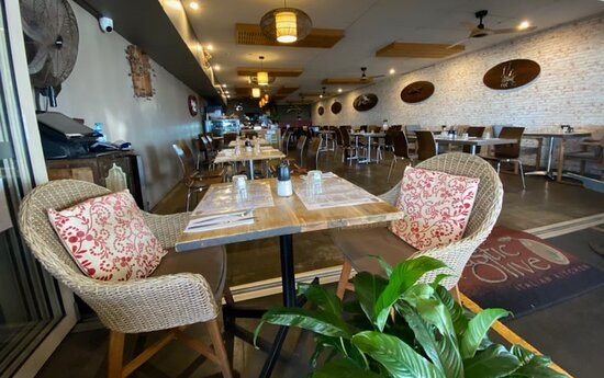 The Rustic Olive is a family owned, authentic Italian restaurant with a modern flair. Offering your favourite pastas, pizzas, seafood, risottos, salads, and steak, there is always something for everyone. With so much on offer, it's difficult to save room for our delicious deserts and coffee! Situated on the Redcliffe waterfront, come and enjoy our BYO restaurant!  Dine-in, take-away & home-delivery 7 nights from 4:30pm  Lunch: Fri-Sat-Sun 11:30am - 2:30pm  Phone: 3889 3199