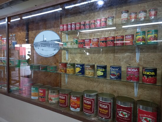 Pesqueira: Museu do doce