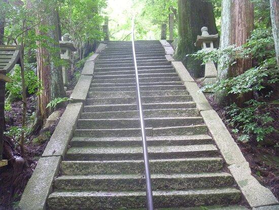 Imakoyasan Ryuge-ji Temple