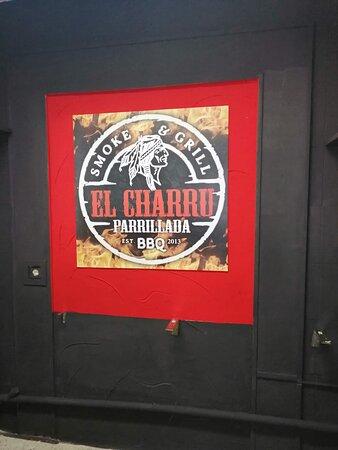قرطاجنة, إسبانيا: Nuestro logo de Parrillada El Charru