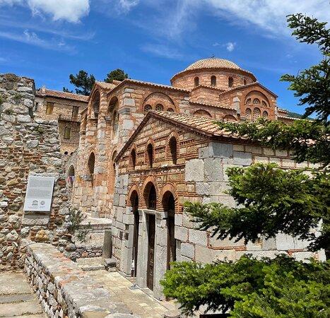 Monastery of Osios Loukas, close by