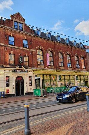Molly Malone's Irish Tavern Sheffield.