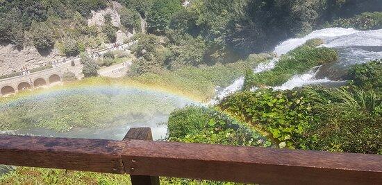 Visita alle cascate