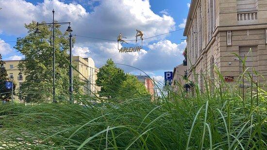 Лодзь, Польша: Weekend in Łódź