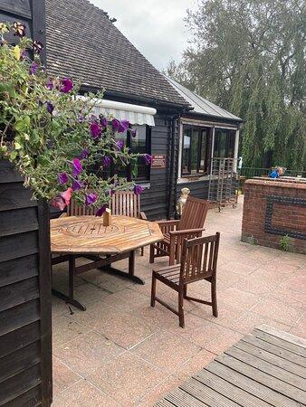 4.  The Waterside Cafe, Hawkhurst, Ken
