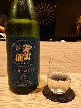 20.09【米子さっかどう】御前酒 PROGRESSIVE