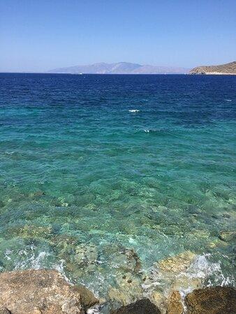Datca, Turchia: Knidos ve Deniz