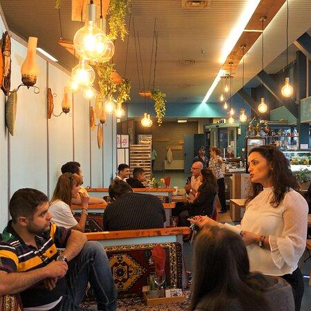 Ons gezellige restaurant in Kanaleneiland, Utrecht.