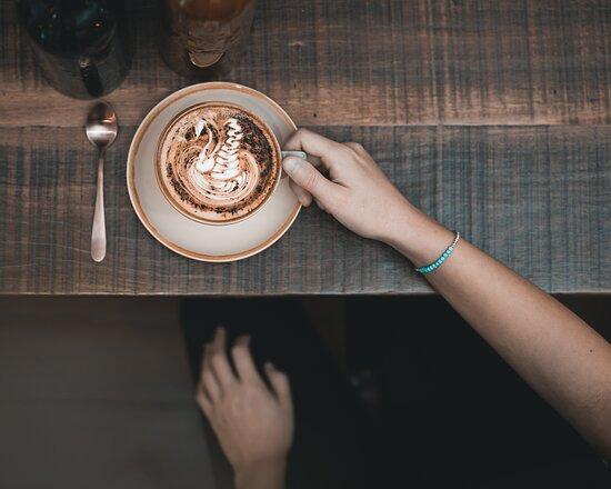 The finest art form #latteart