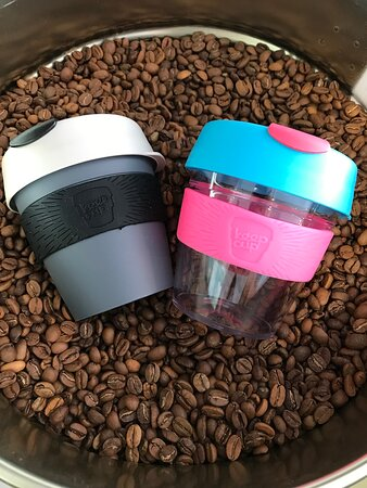 Keep cups available