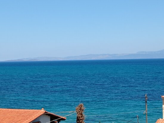 Balcony sea view (second floor)