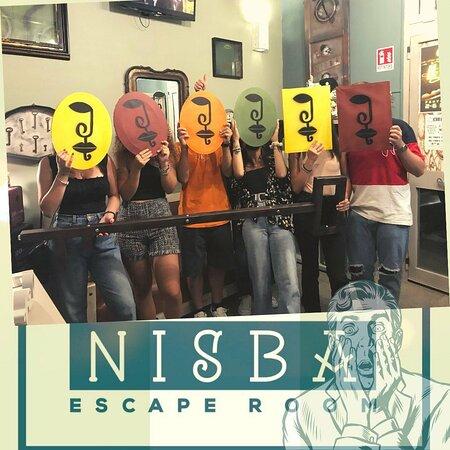 Nisba Escape Room