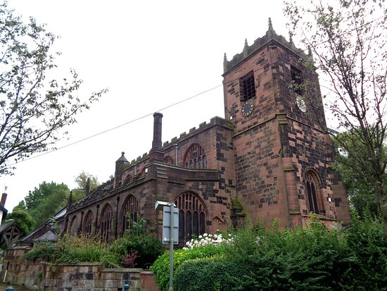 Eccles Parish Church