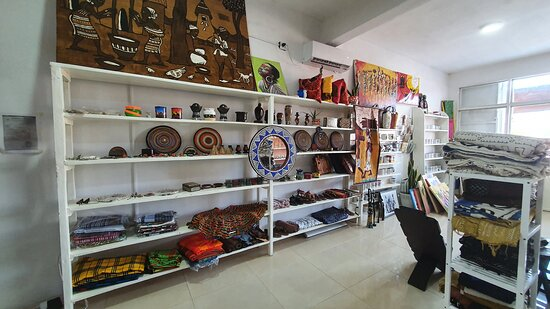 We have beautiful handicrafts from across Africa