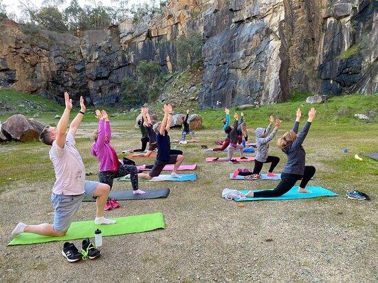 Frieda Yoga & Hiking