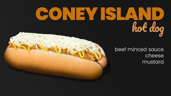 Coney Island HOTDOG