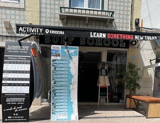 Activity Surf Center