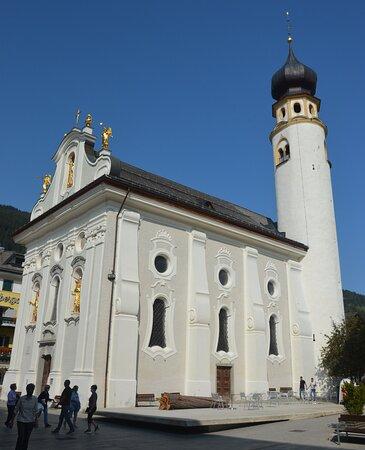 una chiesa