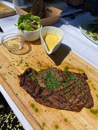 Steak met Bearnaise