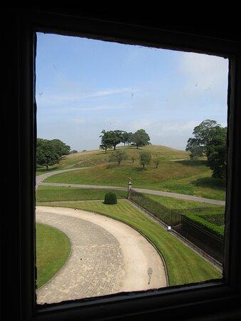 Views around Lyme Park