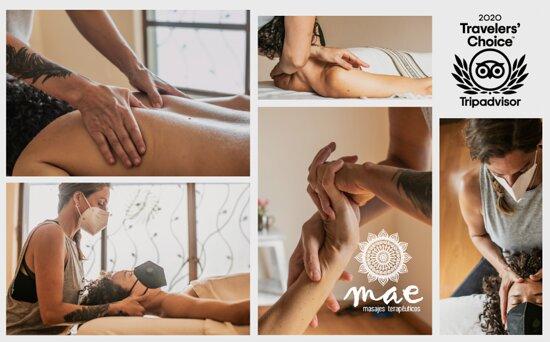 MAE Masaje & Bodywork