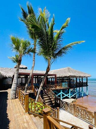 Sanctuary Cap Cana's Blue Marlin restaurant